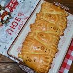 Пирог Дедушки Морозы