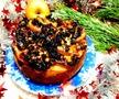 Яблочный пирог, запеченный в кастрюле