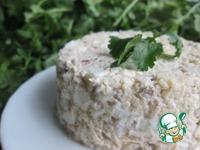 Салат из брюквы с орехами ингредиенты