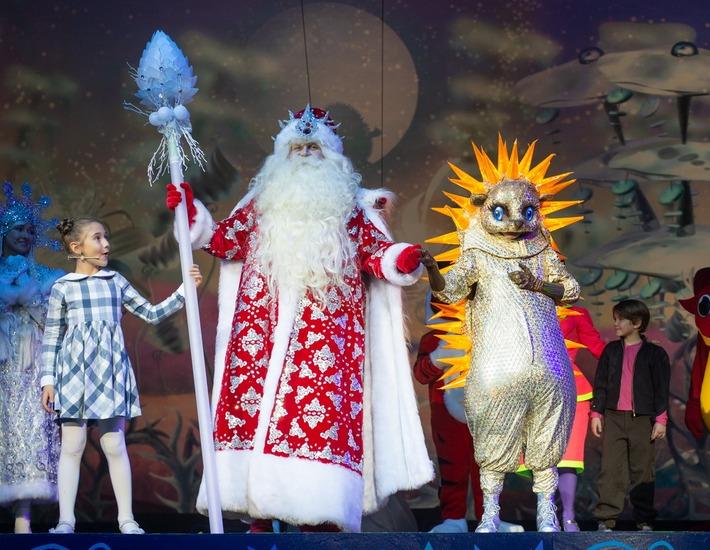 Первые зрители раскрыли «Главный секрет Деда Мороза»