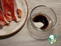 Вкусные стейки из форели ингредиенты