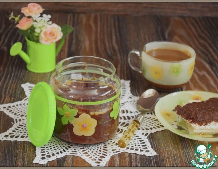 Рецепт: Домашний мягкий шоколад Пятью пять