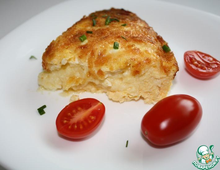 Рецепт: Омлет по-аджарски Борано