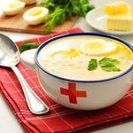 Суп для выздоравливающих больных