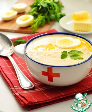 Soup for the recovering patients