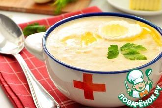 Рецепт: Суп для выздоравливающих больных