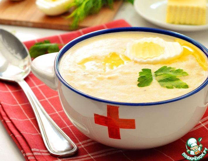 супы рецепты для больных