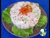 Салат с тунцом ингредиенты