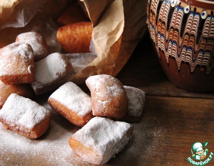 Рецепт: Африканские пончики Махамри