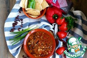 Рецепт: Чили-чили суп