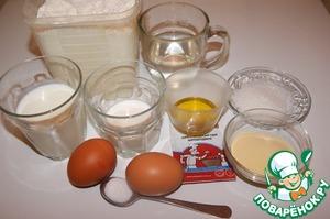 Француские оладьи (старинный рецепт) – пошаговый рецепт с фотографиями
