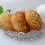 Пончики в кунжуте
