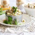 Рыбный салат Приятная гармония