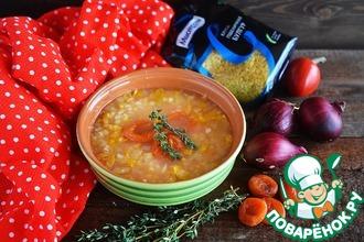 Рецепт: Армянский суп Крчик