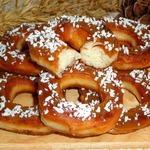 Пончики на кефире Масленица в квадрате