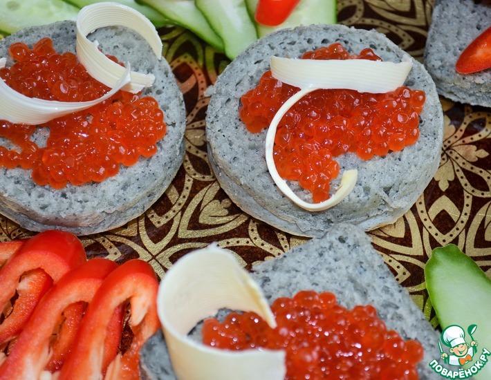 Рецепт: Пышки-оладьи Широкая Масленица