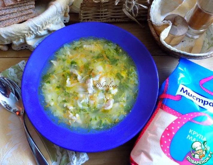 кулинария рецепты супы из круп
