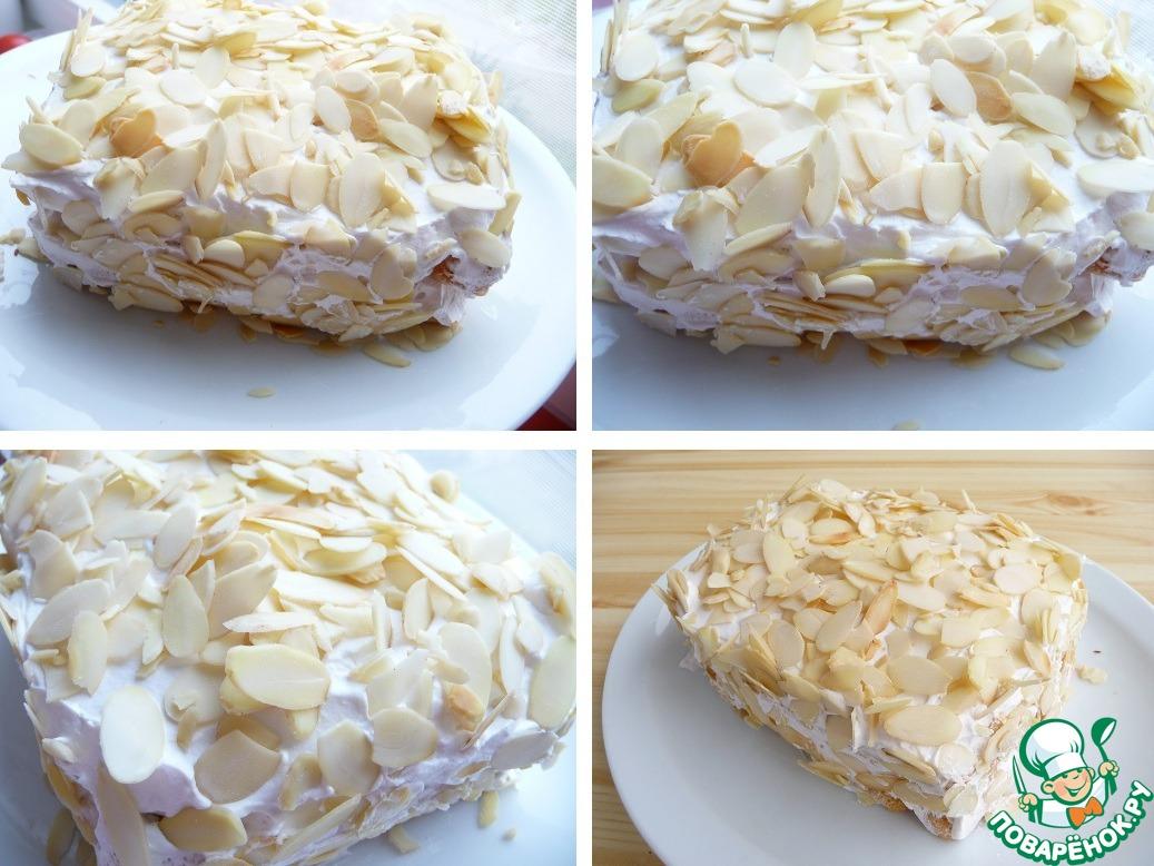Торт простой без выпечки