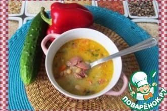 Рецепт: Суп Йокаи