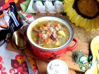Суп с рисом и картофелем ингредиенты