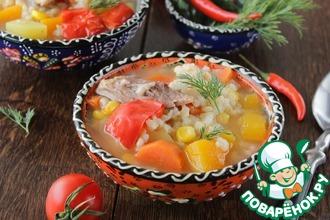 Рецепт: Чилийская касуэла