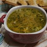 Суп Полевой из детства