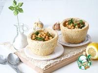 Суп из нута в хлебном горшочке ингредиенты