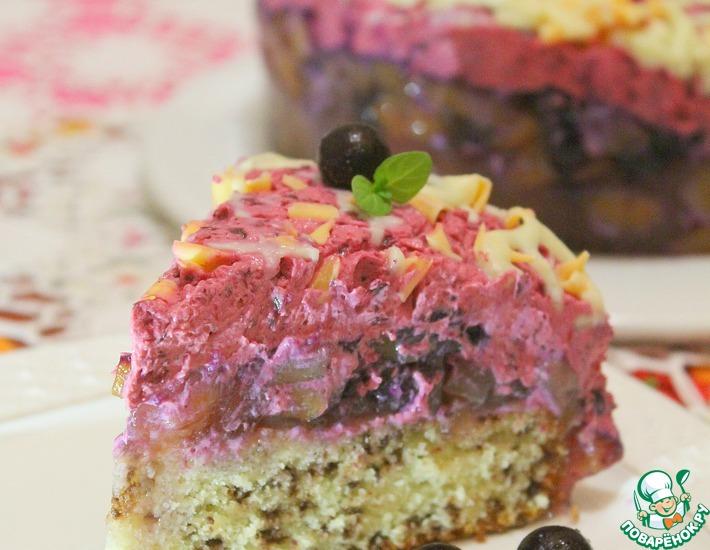 Рецепт: Торт Подружка
