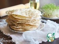 Хрустящие лепешки-крекеры ингредиенты