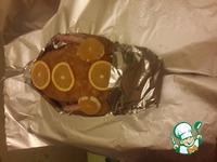 Гусь с яблоками в апельсиновом маринаде ингредиенты