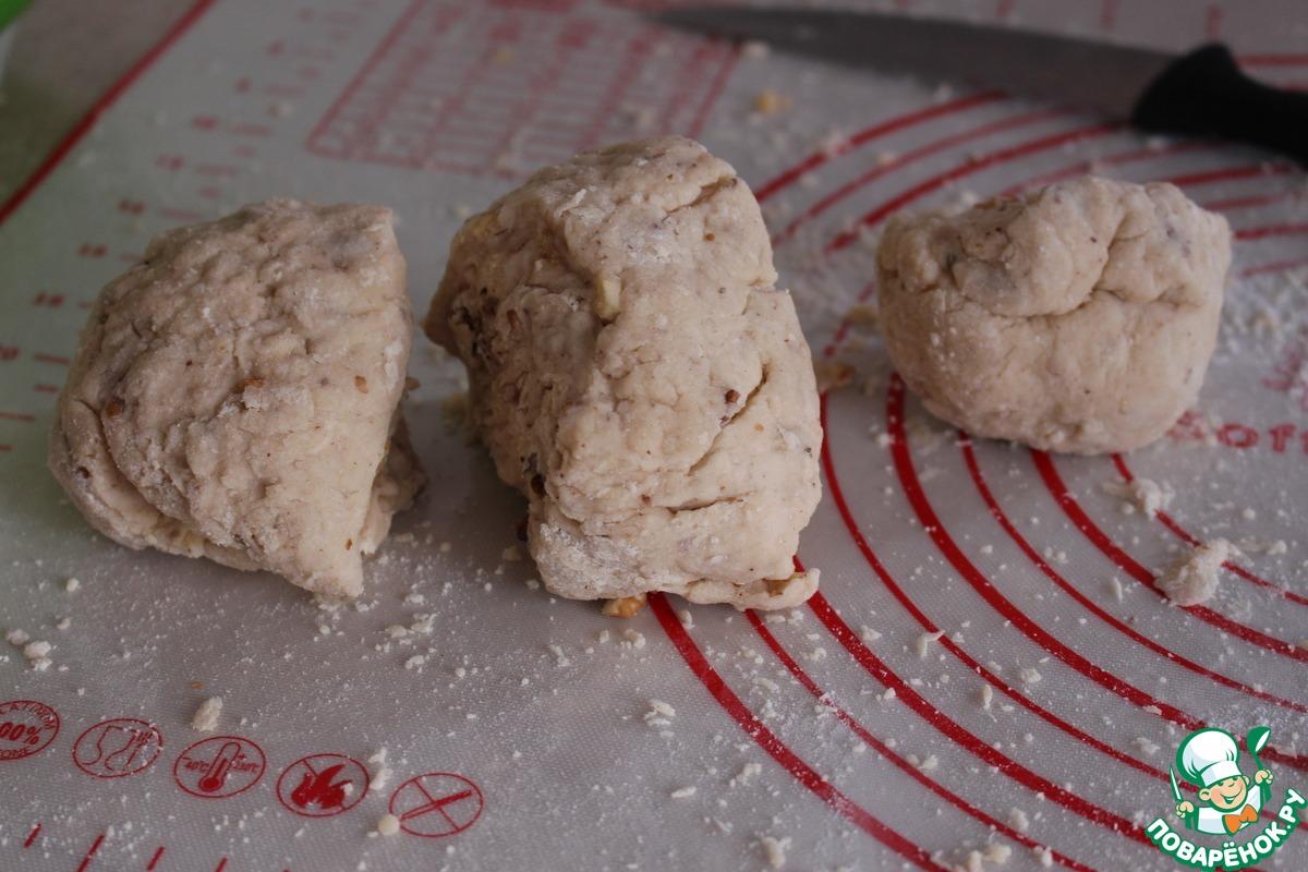 """Тосканское печенье """"Сьенские кавалуччи"""""""