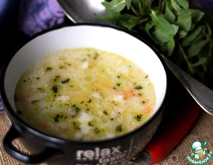 рецепт 19 века летний суп