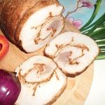 Рулет мясной со специями