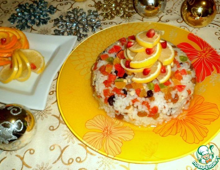 Рецепт: Сочиво из риса