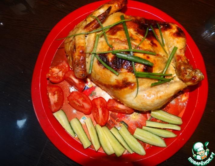 Рецепт: Курица по-царски