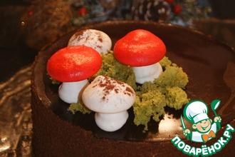 Рецепт: Торт Рождественский