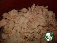 Салат Новогодняя карусель ингредиенты