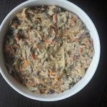 Салат печеночный