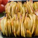 Картофель в духовке по-армянски