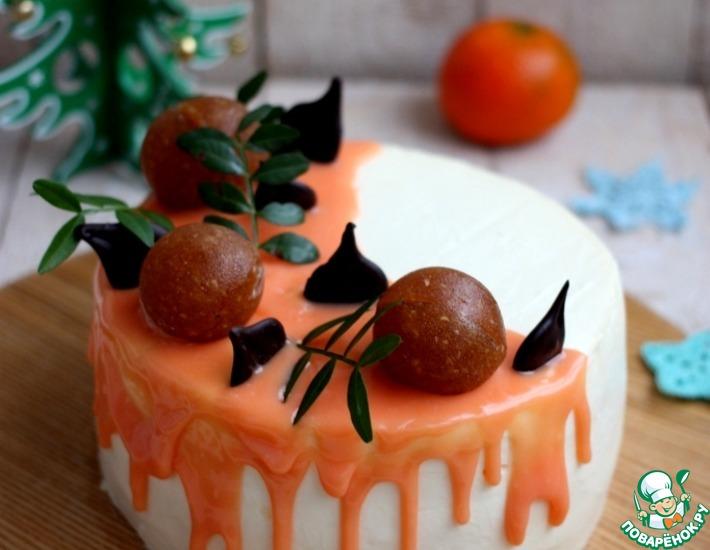 Рецепт: Торт Для Друзей