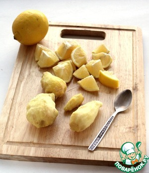 Лимонно-имбирная смесь Здоровье ингредиенты
