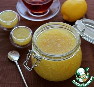 Лимонно-имбирная смесь Здоровье Лимон