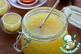 Рецепт: Лимонно-имбирная смесь Здоровье