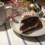 Торт Снежная гора