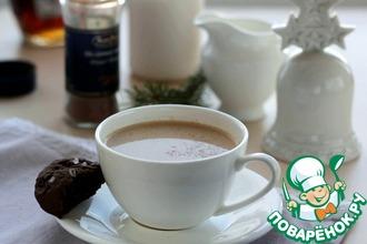 Рецепт: Кленовый чай-латте