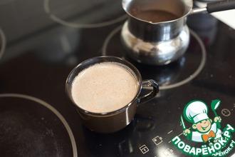Рецепт: Настоящее какао из обжаренных какао-бобов