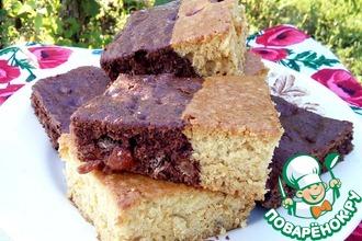 Рецепт: Постный сладкий пирог Самый любимый