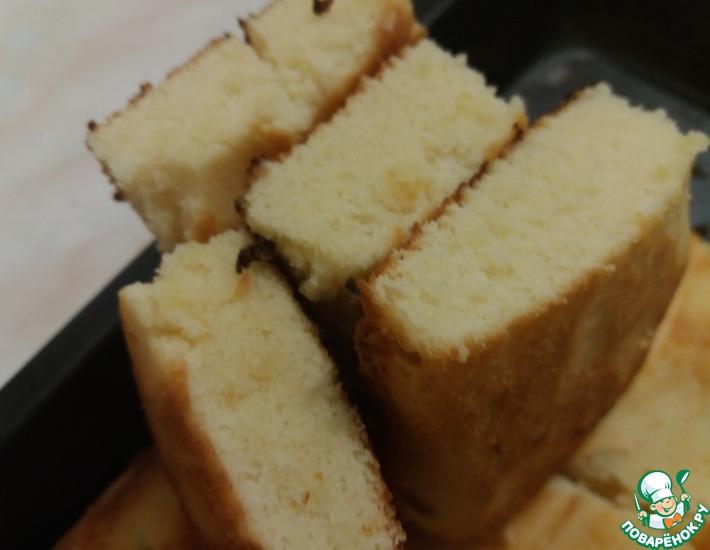 Рецепт: Скорый пирог