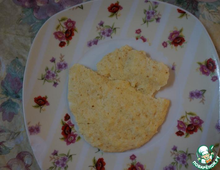 Рецепт: Творожный пудинг с яблоками
