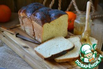 Рецепт: Французский белый хлеб